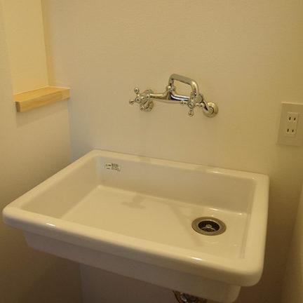 303C使いやすそうな洗面台