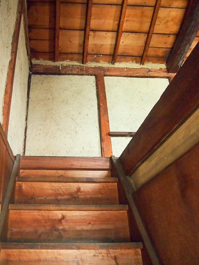 上りやすい階段
