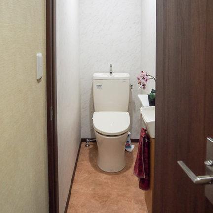 1階トイレ新