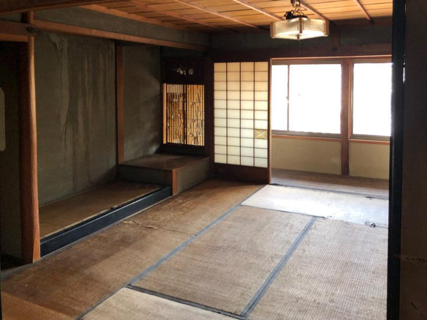 2階東の和室