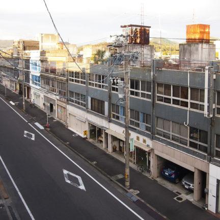 犬山西古券商店街