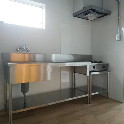 101A業務用キッチン